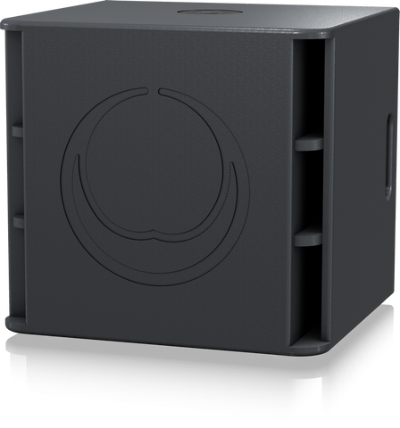 "Turbosound Milan M15B Powered 2,200-Watt 15"" Subwoofer - Sonido Live"