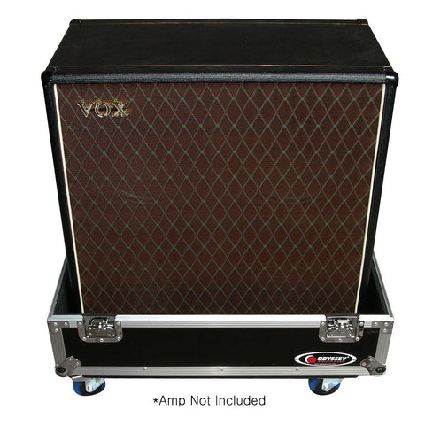 Odyssey Cases FZG412W Universal Guitar 4x12 Amp Case with Casters