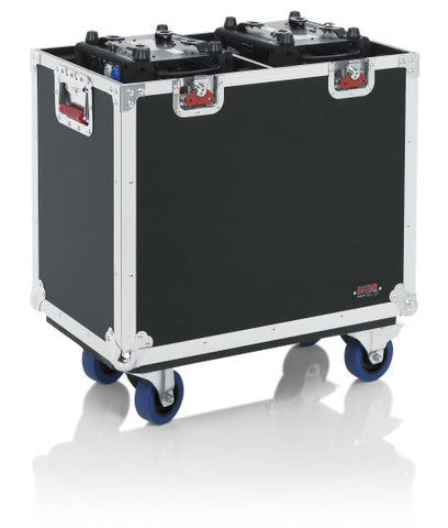 Gator G-TOUR Flight Case For Two 350-Style Moving Head Lights