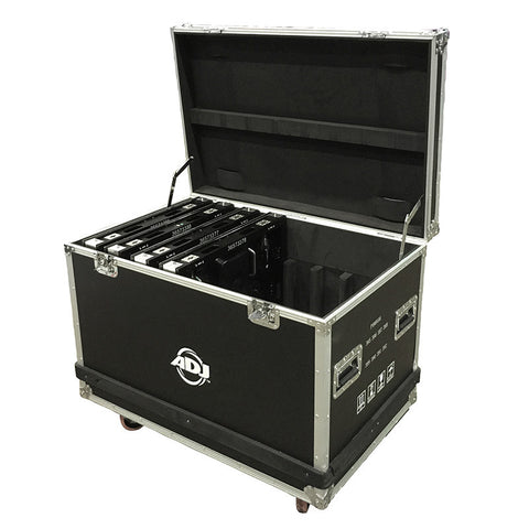 American DJ AV2FC Road Case for up to 8 AV2 Video Panels