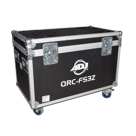 American DJ QRC/FS3Z Road Case for 4x Focus Spot Three Z / Vizi Beam RXONE