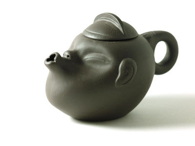 A Woman Yixing Teapot