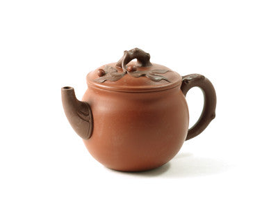 Ancient Branch Yixing Teapot