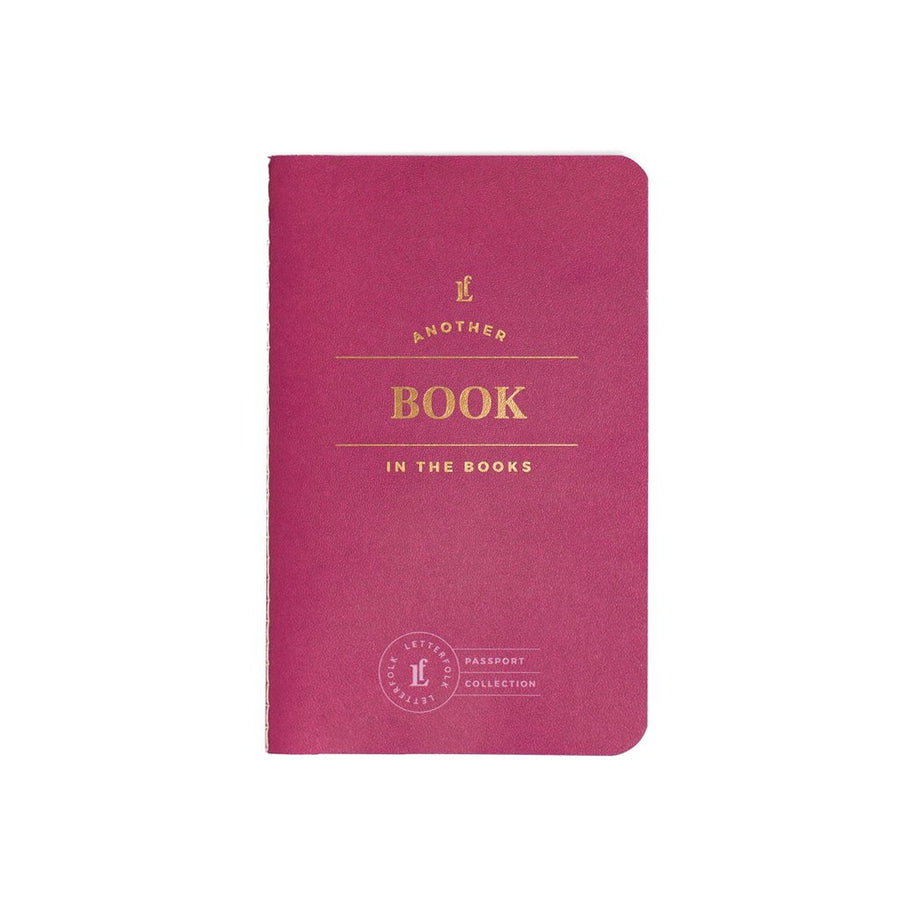 Book Passport - Letterfolk