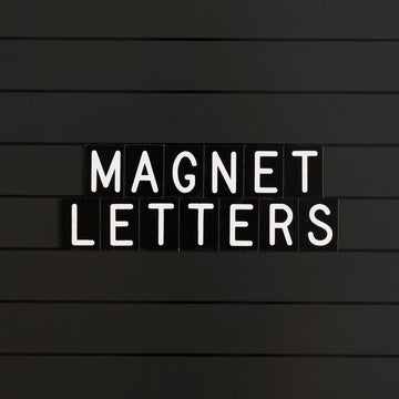 Additional Magnet Letter Set - Letterfolk
