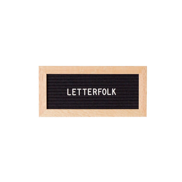 The Mini Oak - Letterfolk