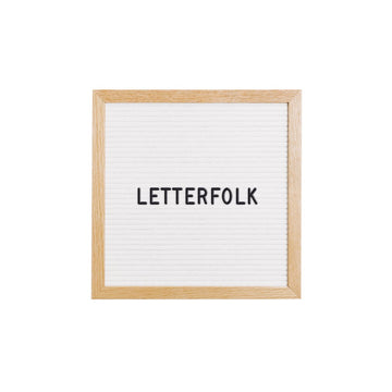 The Poet White - Letterfolk