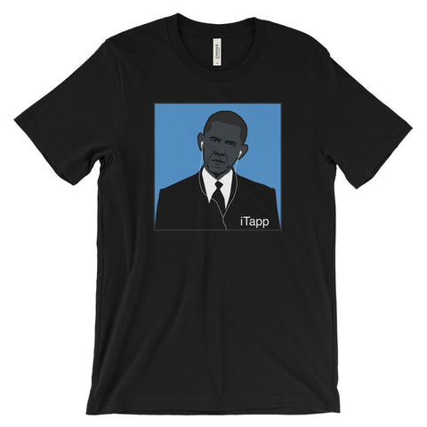 Obama i-Tapp - Men's T-Shirt