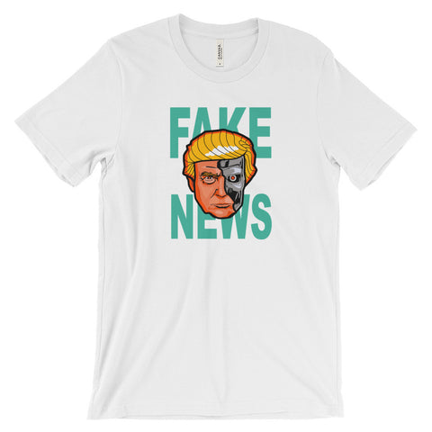 More Fake News - Men's T-Shirt
