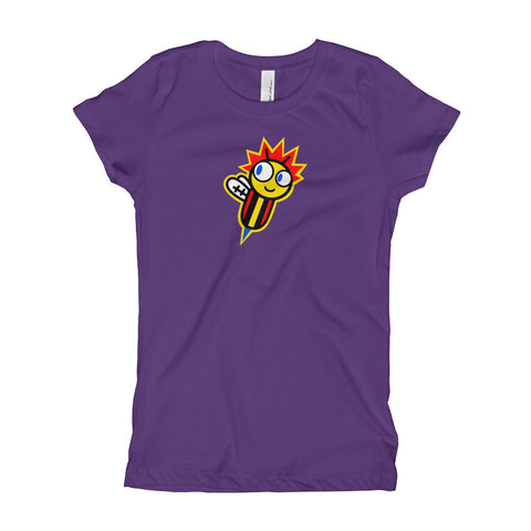 Bee Different Basic - Girl's T-Shirt