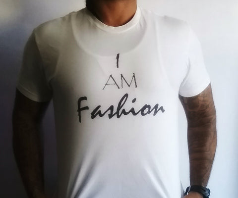 """I am Fashion"" Men's Apparel"