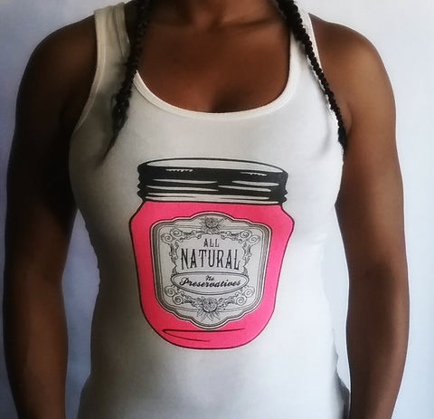 "Winter Apparel Women's ""All Natural No Preservatives"""