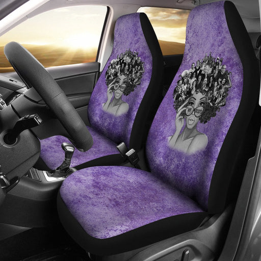 MY ROOT - CAR SEAT COVER - SET OF 2 ( NEW VERSION ) My Soul & Spirit