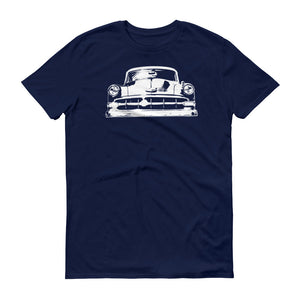 1954 Chevy BelAir - Modern Rodder - Men's T-Shirt