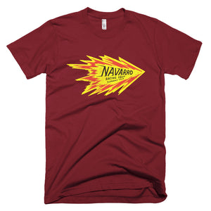 Navarro Racing Equipment Glendale California - Modern Rodder - Men's T-Shirt
