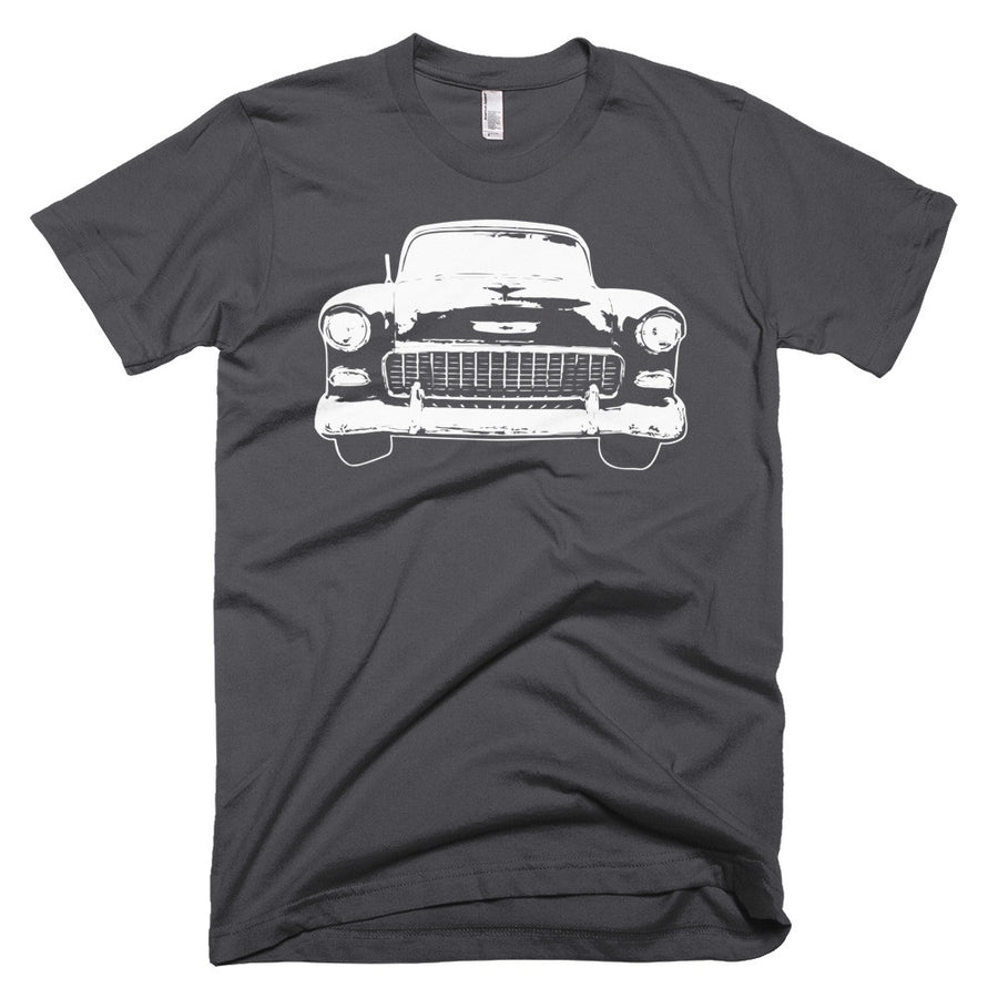 1955 Chevy Bel Air - Modern Rodder - Men's T-Shirt