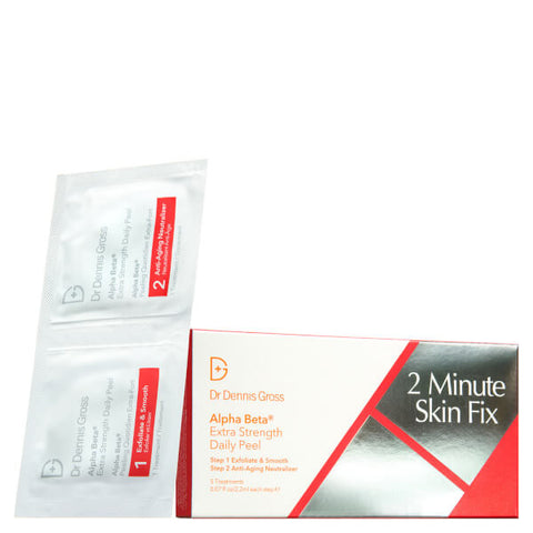 Dr Dennis Gross Skincare Alpha Beta Extra Strength Daily Peel (Pack of 5) - Skincare