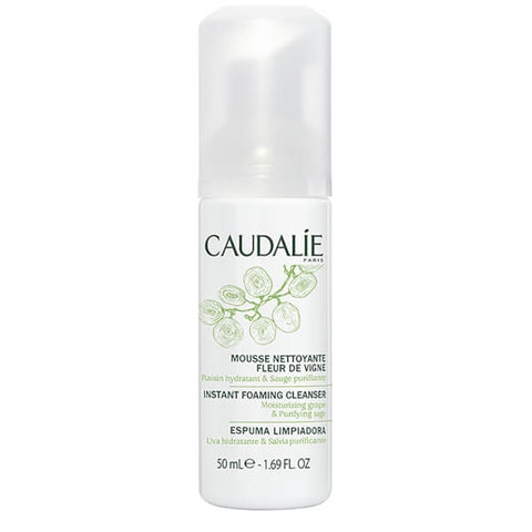 Caudalie Instant Foaming Cleanser (50ml) - Skincare