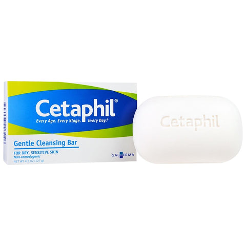 Cetaphil Gentle Cleansing Bar - Skincare