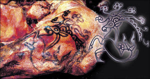 Tattoos of 2,500 Year Old Tribe Reveal Ancient Technology
