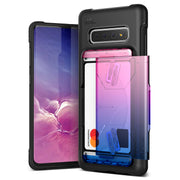 Galaxy S10 Plus Case Damda Shield Solid Black Series