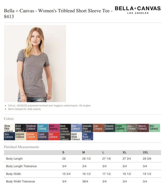 Be Thankful and Be Blessd - Cute Fall Shirts for Women - Cross Heart