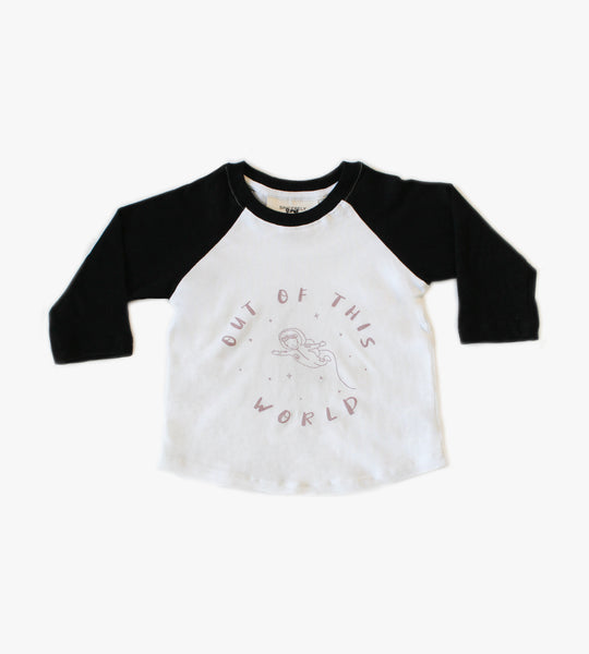 Out Of This World Baseball Tee