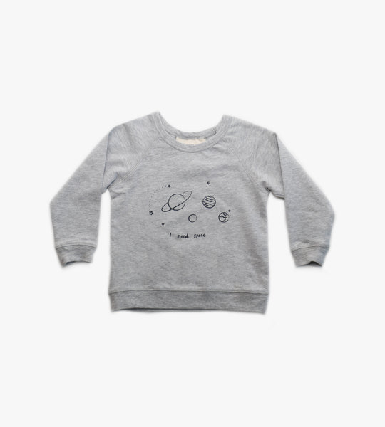 I Need Space Sweatshirt