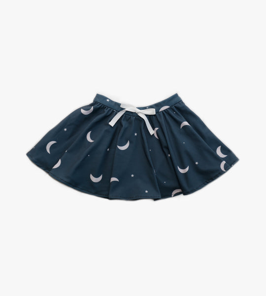 Treasure Pocket Skirt in Moon Shadow