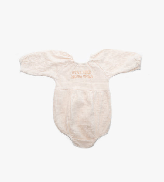 Stay Wild Moon Child Romper