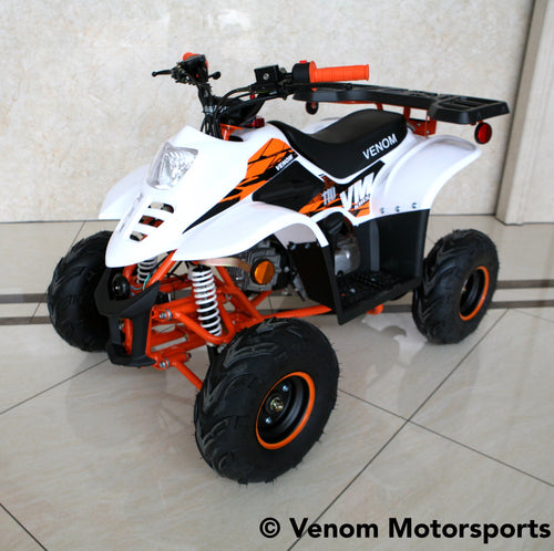 2018 Venom Mini Madix ATV - 110cc with Reverse
