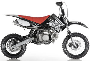 DB-X4 apollo dirt bike motocross pit bike manual db-x4 black