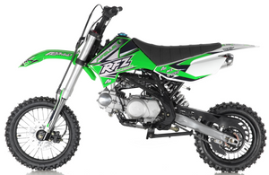 Apollo RFZ Motocross 125cc Dirt Bike Sport - Semi-Automatic DB-X14
