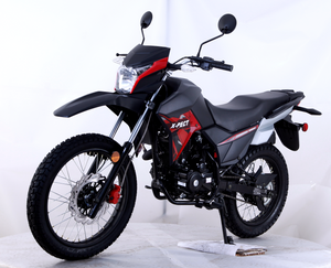 Lifan LF200GY-4 200cc motocross dirt bike street legal red