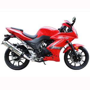 Premium 250cc SXR Full-Size Motorcycle Super Pocket Bike