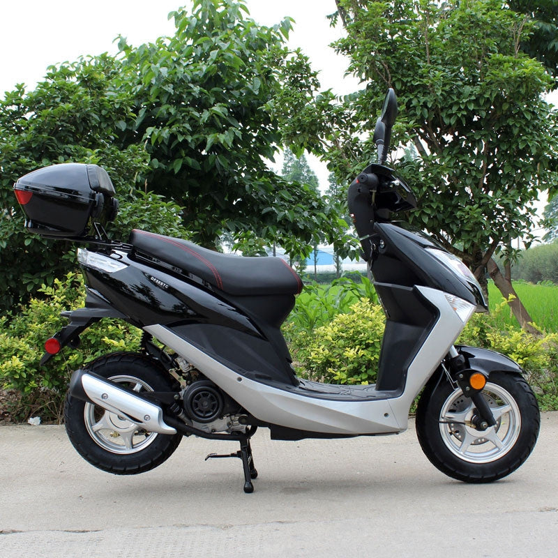Dongfang 50cc STC Moped Scooter DF50STC – Street Legal