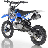 Apollo RFZ Motocross 125cc Dirt Bike - Fully Automatic DB-X6