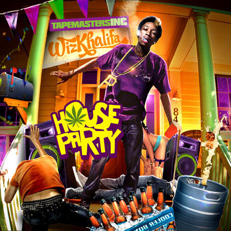Wiz Khalifa Type Beat - House Party | Hip Hop | [FREE MP3 DOWNLOAD] WWW.JAKKOUTTHEBXX.COM