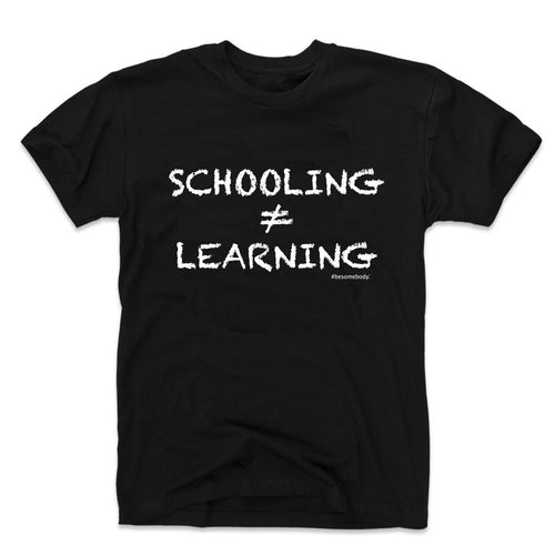 Schooling Is Not Learning