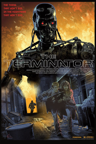 The Terminator by Stan & Vince (Regular)