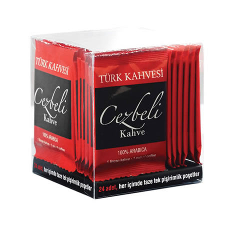 Cezbeli Royal Ground Turkish Coffee (Greek Coffee) - 7g 100g 250g 500g - Cezbeli - Pazarska