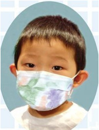 Isolation Masks, Pediatric