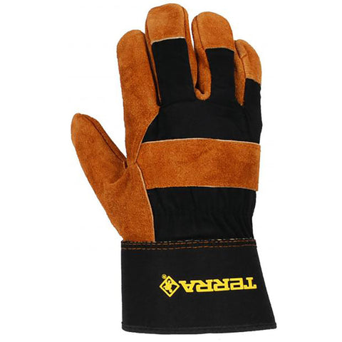 Terra Cowsplit Leather Fitters Glove