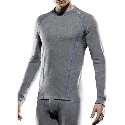 Watsons Double Layer Long Sleeve Crew