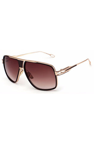 Tarantino Sunglasses (Brown)