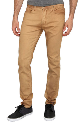 Denim Slim Fit (Timber) - RoialBijouxx
