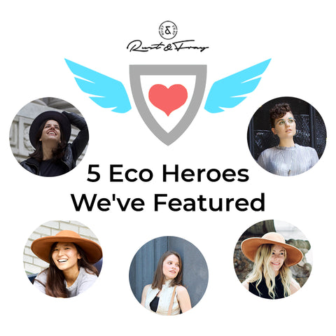 5 Eco Heroes We've Featured