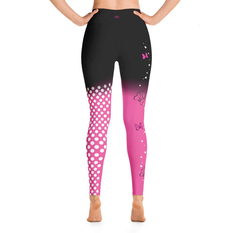 Leggings - Dots & Bows | Leggings | Made In USA