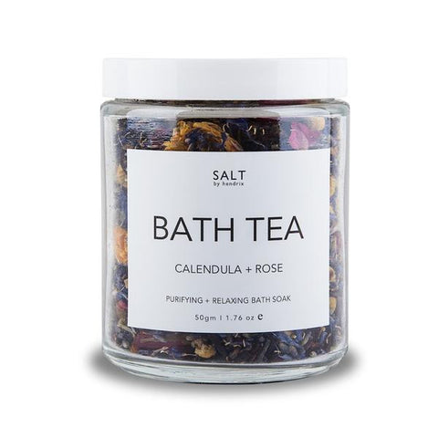 Bath Tea - Calendula & Rose