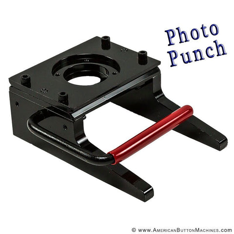"2.25"" Photo Punch - American Button Machines"